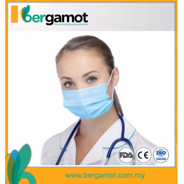 b0501__3_ply_surgical_face_mask_earloop