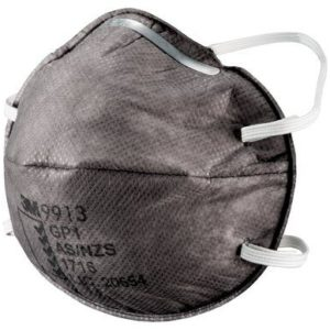 3M™ Speciality Disposable Respirator, FFP1, Unvalved,